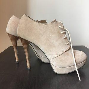 Call It Spring suede high heels
